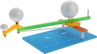 Scicalife Earth Moon Sun Sport Modell Verktyg Demonstration Intuitiv Lära Modell Verktyg Planetarium DIY Modell Utbildning...