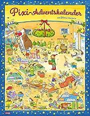 Pixi Adventskalender 2020: Adventskalender mit 22 Pixi-Büchern und 2 Maxi-Pixi