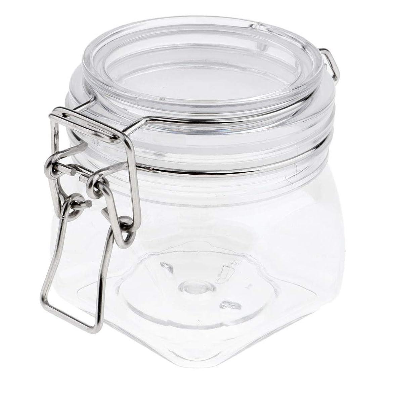 ジュース週間ハードToygogo クリーム 容器 化粧品ジャー 250ミリリットル ガラス クリーム フェイスクリーム