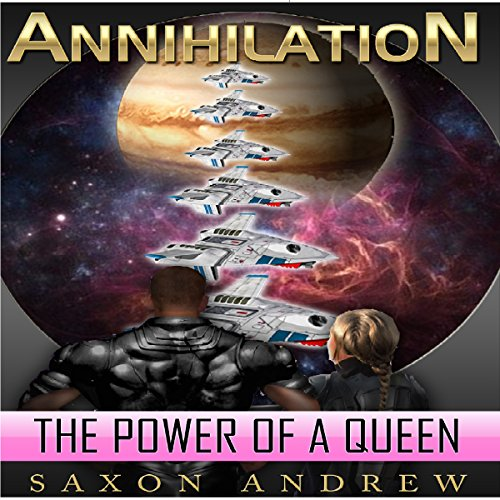 The Power of a Queen audiobook cover art