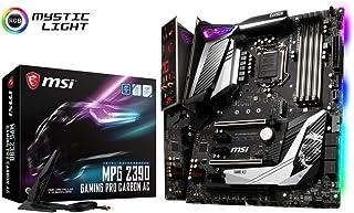 MSI MPG Z390 GAMING PRO CARBON AC - Placa base Performance (LGA 1151, 3 x PCI-E x16, Core Boost, M.2 SHIELD FROZR, 5 x USB 3.1 Gen2, Wireless-AC 9560, Audio Boost 4)