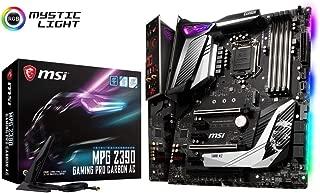 MSI MPG Z390 GAMING PRO CARBON AC SOKET 1151 DDR4-4400(OC) HDMI DP M.2 USB3.1 RGB WI-FI ATX