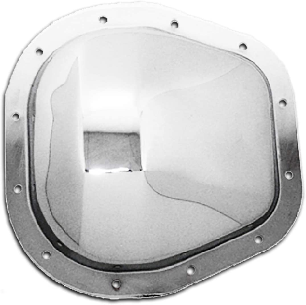 Cobra-Tek Branded goods For 86-Up Ford Courier shipping free Sterling Chrome Differential Steel Rear