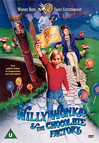 Willy Wonka and The Chocolate Factory [UK Import]