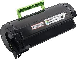 1PK 8,500 Pages Caire(TM) Compatible Dell B2360d, B2360dn, B3460dn, B3465dn, B3465dnf Toner Cartridge