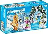 PLAYMOBIL- Escuela de Esquí, única (9282)