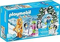 (プレイモービル) PLAYMOBIL スキーレッスン 組み立てセット