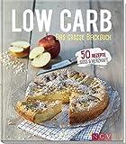 Low Carb - Das große Backbuch: 50 Rezepte süss & herzhaft (Iss dich gesund!)