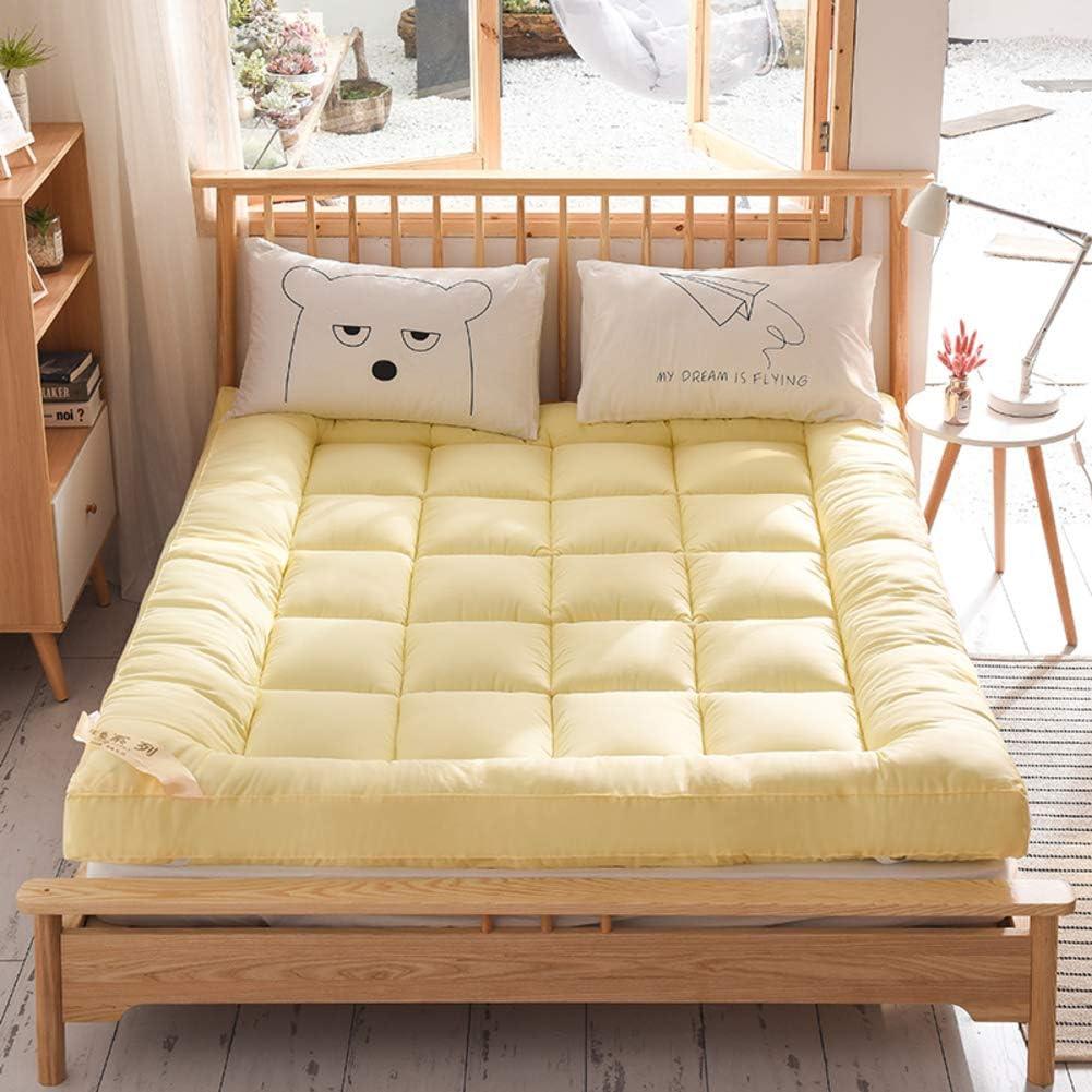 Hotel Non-Slip Tatami Floor Mattress Double Japanese Max 81% OFF Single Slee Max 57% OFF