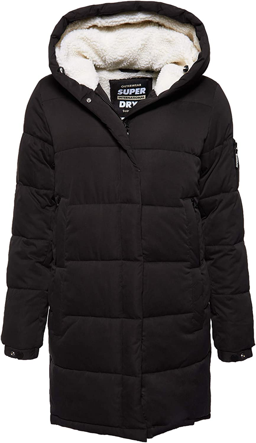 Superdry 購入 Sphere Padded 訳あり Ultimate Jacket