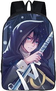 Gumstyle Noragami Anime Backpack Shoulder School Bag for Children 1