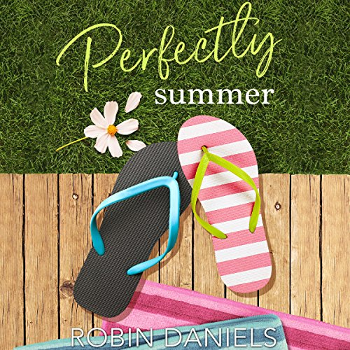 Perfectly Summer audiobook cover art