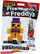 McFarlane Toys 12675-4 Five Nights at Freddy's 8-Bit Buildable Figures Building Kit