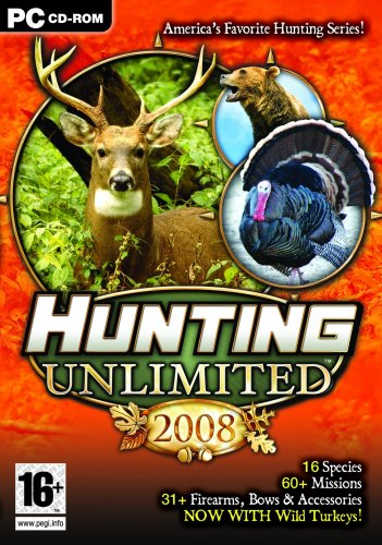 Valusoft Hunting Unlimited 2008