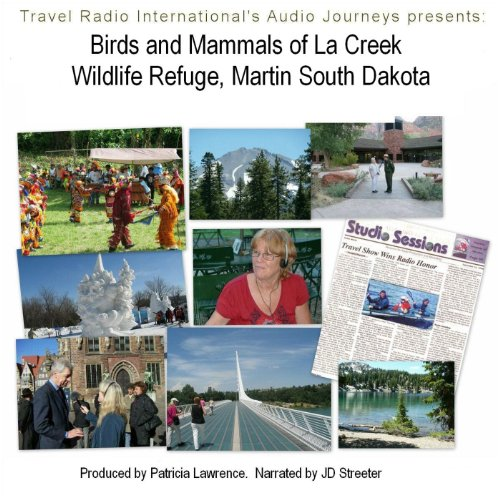 Audio Journeys: La Creek Wildlife Refuge, Martin, South Dakota cover art