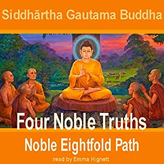 Four Noble Truths audiobook cover art