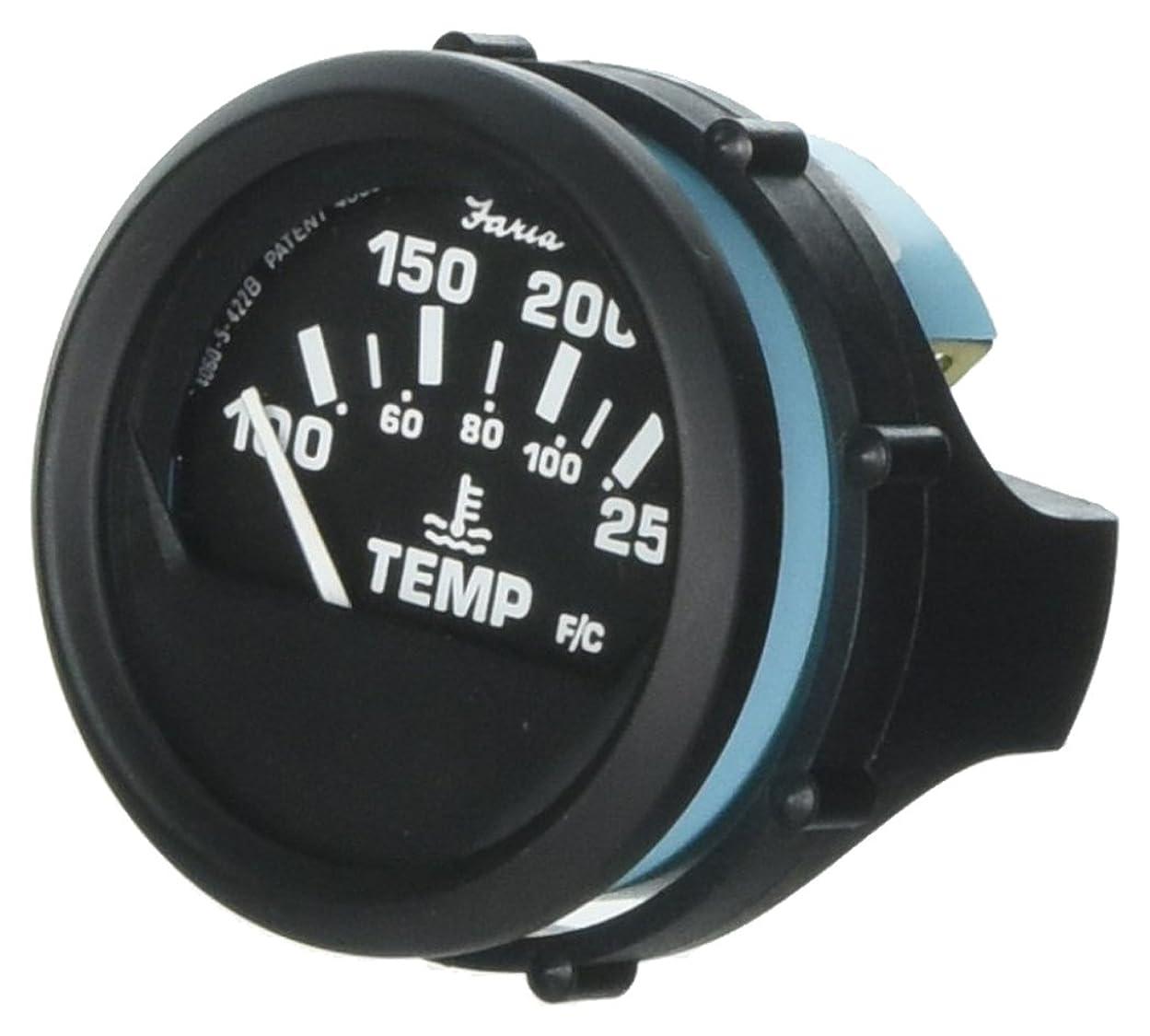 Faria 12812 Water Temperature Gauge-100-250° F, Euro po03256733049