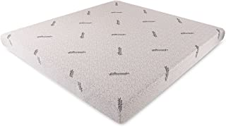 Cr Comfort & Relax Mattress with Gel-infused AirCell Tech, Bamboo Fabric Cover, 6 Inch KING