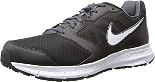 fcff7342d2b7b FREE Shipping on eligible orders. Nike Downshifter 6 Black Dark Magnet  Grey White Men s Running Shoes