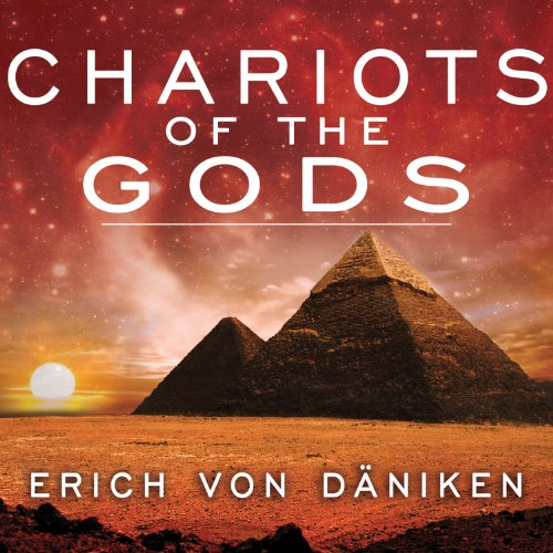 Chariots of the Gods                   By:                                                                                                                                 Erich von Daniken                               Narrated by:                                                                                                                                 William Dufris                      Length: 5 hrs and 55 mins     28 ratings     Overall 4.5