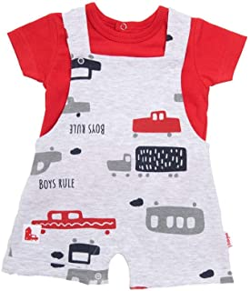 BABY-BOL - Peto y Camiseta bebé bebé-niños