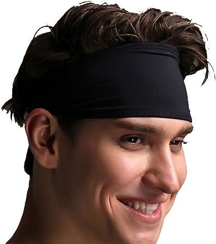fascia capelli uomo