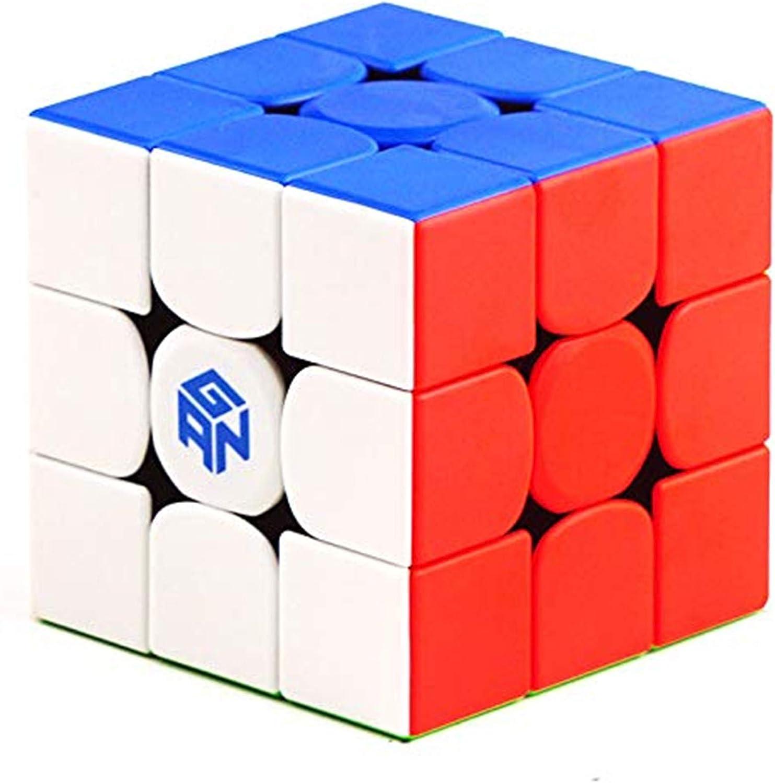 CuberSpeed Gan 356 RS 3x3 stickerelss New Free Shipping Magic R Trust Cube S GAN
