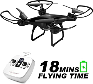 ALLCACA S28W RC Drone 2.4Ghz 6-Axis Gyro 4CH Remote Control Quadcopter with Altitude