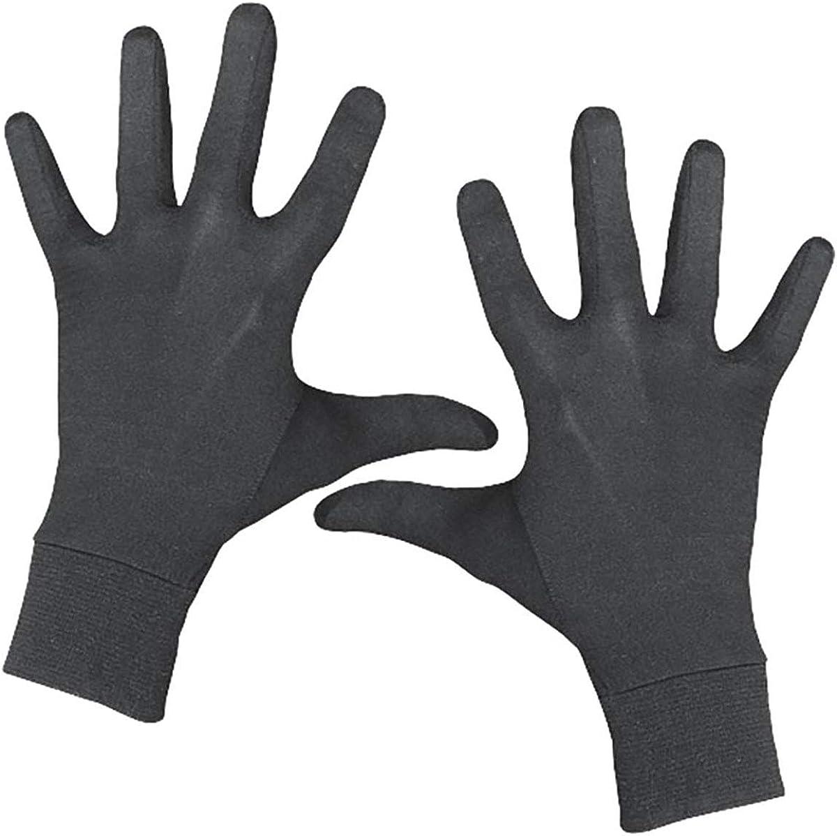 Terramar Silk/Spandex Glove Liner Sm Bl