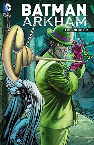 Batman: Arkham: Riddler (Batman (1940-2011)) (English Edition)
