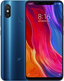 Smartphone Xiaomi Mi 8 64GB Tela 6.21 Câmera 12+12MP/20MP Global