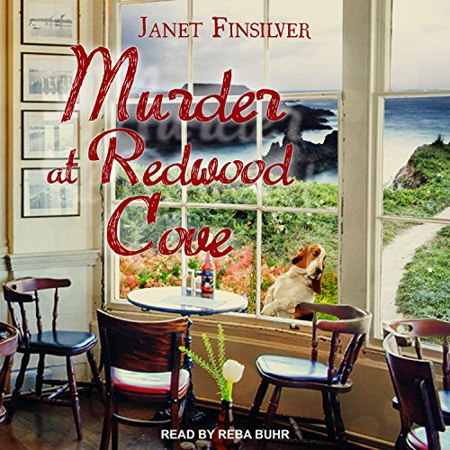 Murder at Redwood Cove audiobook cover art
