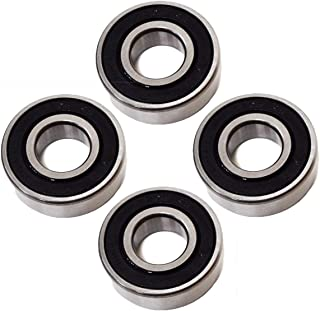 4PK Genuine OEM Toro Ball Bearing 100-1048 Lawn Boy 38-7820