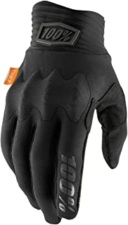 100% Cognito D30 Glove - Men's Black/Charcoal, XXL