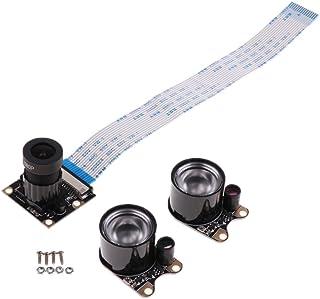 Baoblaze OV5647 Mini Camera Video Module/w Ribbon Cable for Raspberry Pi 3/Pi Zero