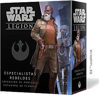 Fantasy Flight - Especialistas rebeldes - Español (SWL26ES)