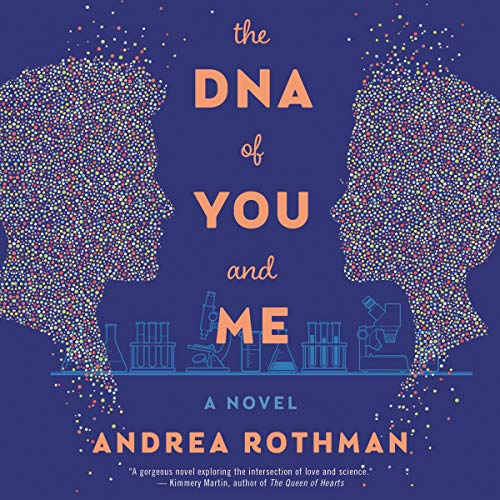 The DNA of You and Me audiobook cover art