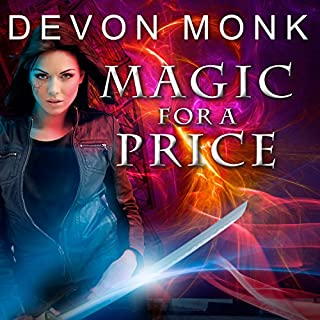 Magic for a Price audiobook cover art