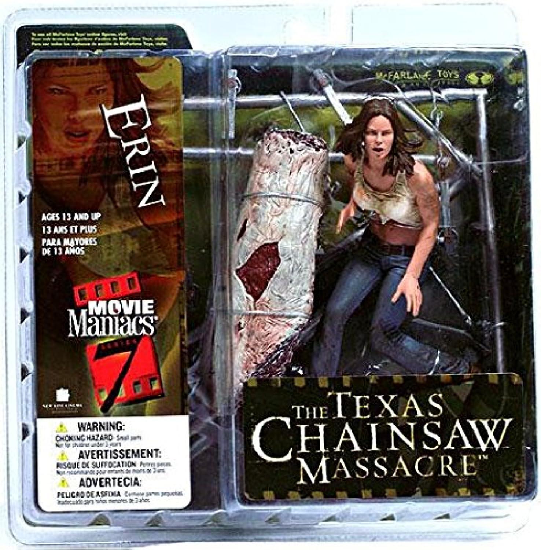 Movie Maniacs Serie 7, Texas Chainsaw Massacre, Erin-Figur 15,2 cm.