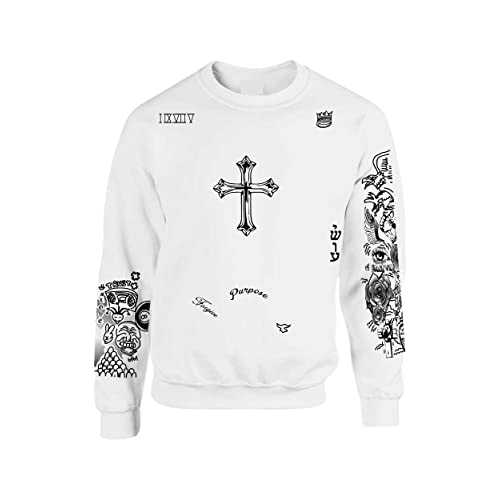 Allntrends Justin Bieber Shirt Sweatshirt Justin Bieber Tattoo
