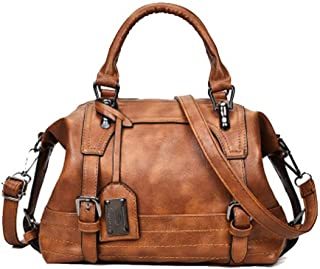 VogueZone009 Women's Tote Bags Pu Casual Zippers Crossbody Bags,CCABO216543