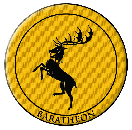 Game of Thrones Patch: Baratheon