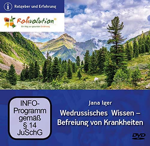 Wedrussisches Wissen – Befreiung von Krankheiten, Jana Iger, DVD