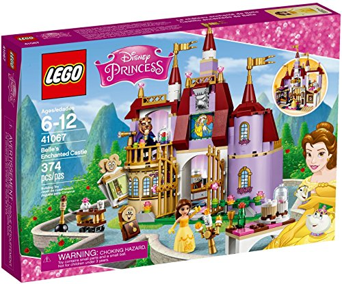 LEGO l Disney Princess Belle's...