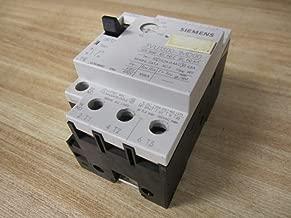 FURNAS ELECTRIC CO 3VU1300-1MD00 Siemens, 3VU1300-1MD00, 3VU13001MD00, Starter, Motor Protector, 0.24-0.4AMP