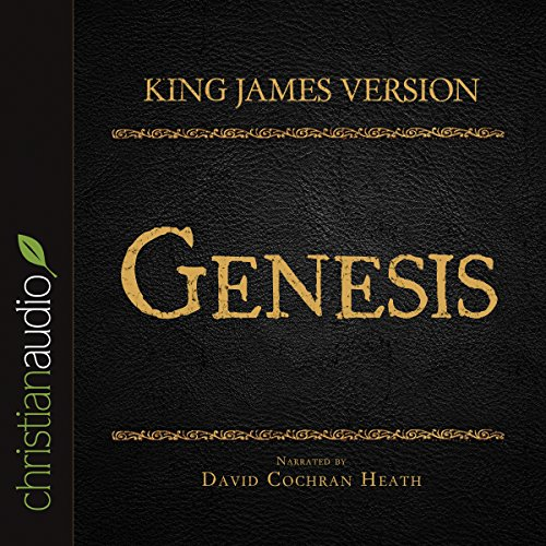 Holy Bible in Audio - King James Version: Genesis cover art