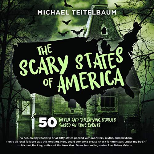 The Scary States of America Titelbild