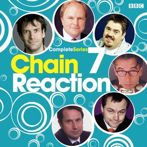 Chain Reaction: Complete Series 7 audiobook cover art
