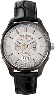 Saint Honoré - Reloj Analogico para Hombre de Cuarzo con Correa en Cuero 8800517LGIN