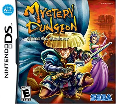 Mystery Dungeon Shiren the Wanderer - Nintendo DS